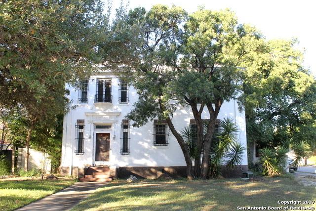 203 W Mulberry Ave, San Antonio, TX 78212 (MLS #1285803) :: Exquisite Properties, LLC