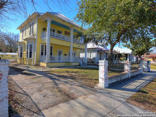 118 Delaware St, San Antonio, TX 78210 (MLS #1285829) :: The Castillo Group