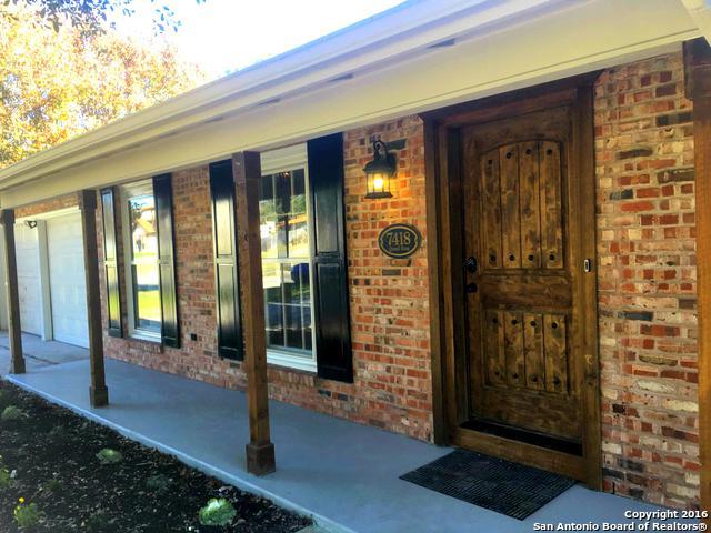 7418 Quail Run Dr, San Antonio, TX 78209 (MLS #1286101) :: Magnolia Realty
