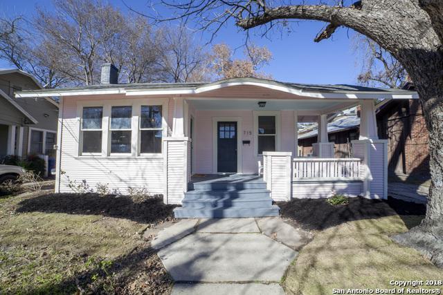 715 W Russell Pl, San Antonio, TX 78212 (MLS #1286324) :: Exquisite Properties, LLC