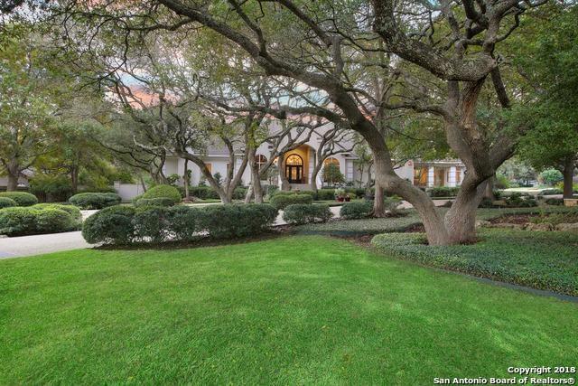 122 Cinnamon Oak, Shavano Park, TX 78230 (MLS #1286381) :: Exquisite Properties, LLC