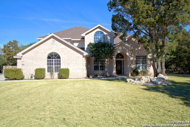 64 Hunters Point Dr, New Braunfels, TX 78132 (MLS #1286654) :: Exquisite Properties, LLC
