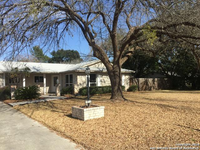 10503 Bar X Trl, Helotes, TX 78023 (MLS #1286913) :: Ultimate Real Estate Services