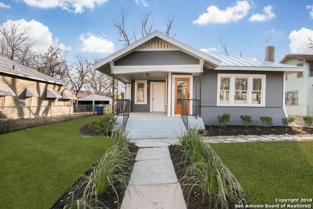 214 Carolina St, San Antonio, TX 78210 (MLS #1287070) :: Exquisite Properties, LLC