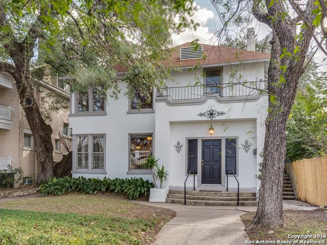 334 W Mistletoe Ave, San Antonio, TX 78212 (MLS #1287129) :: Exquisite Properties, LLC