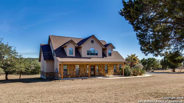 899 Indigo Run Dr, Bulverde, TX 78163 (MLS #1287136) :: Ultimate Real Estate Services