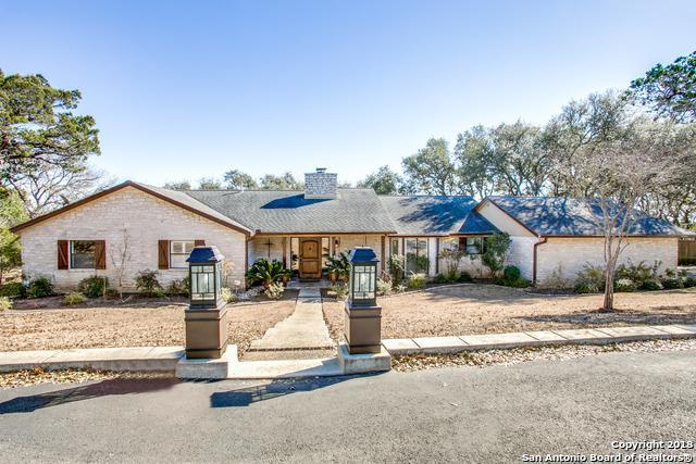 2722 Barton Hill Dr, Bulverde, TX 78163 (MLS #1287322) :: Ultimate Real Estate Services
