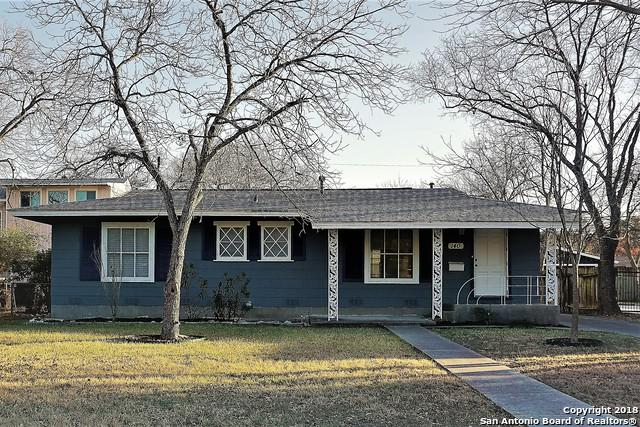 140 Irvington Dr, San Antonio, TX 78209 (MLS #1287357) :: The Castillo Group