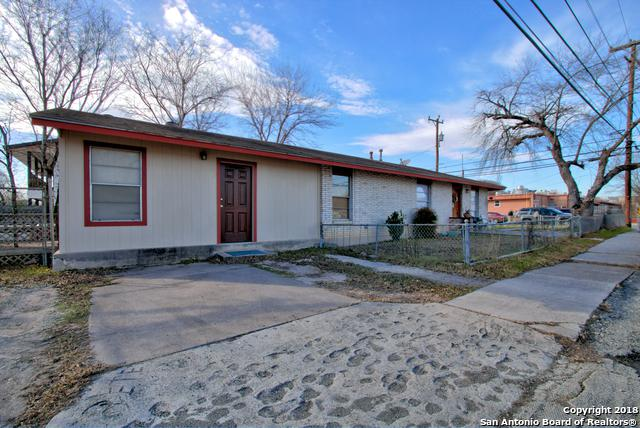 502 W Formosa Blvd, San Antonio, TX 78221 (MLS #1287417) :: Keller Williams Heritage