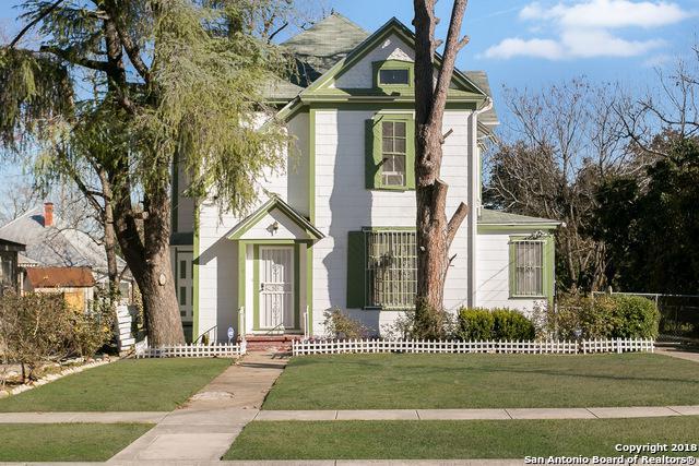 724 N Pine St, San Antonio, TX 78202 (MLS #1287531) :: Keller Williams Heritage
