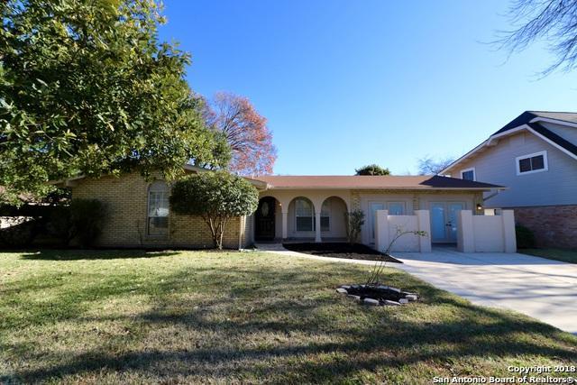 3718 Chartwell Dr, San Antonio, TX 78230 (MLS #1287533) :: Keller Williams Heritage