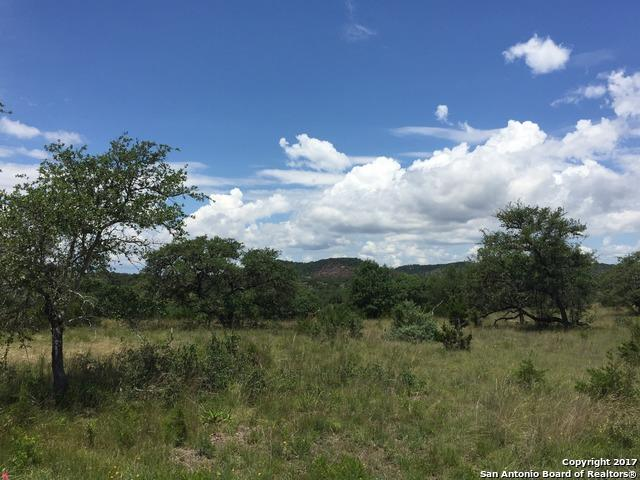 LOT 45 High Point Ranch, Blackshear Sprgs., Boerne, TX 78006 (MLS #1287673) :: Ultimate Real Estate Services