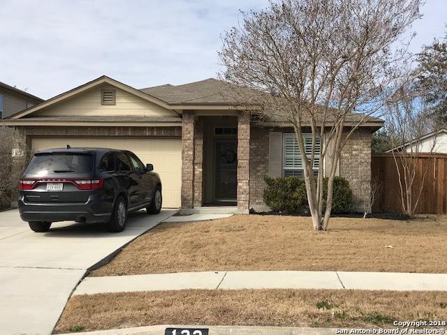 122 Arcadia Pl, Cibolo, TX 78108 (MLS #1287774) :: The Suzanne Kuntz Real Estate Team