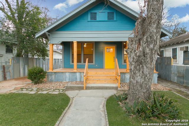 1320 Hays St, San Antonio, TX 78202 (MLS #1287933) :: Erin Caraway Group