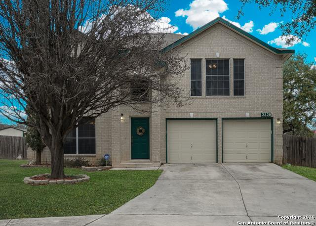 2520 Woodland Village Ct, Schertz, TX 78154 (MLS #1288145) :: Carolina Garcia Real Estate Group