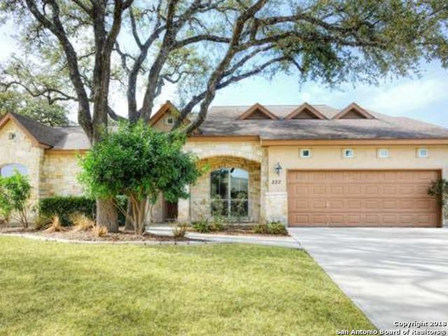 220 Leather Leaf, Boerne, TX 78006 (MLS #1288222) :: Carolina Garcia Real Estate Group