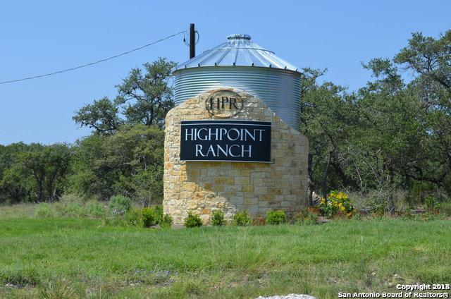 LOT 107 Billings Forest, Boerne, TX 78006 (MLS #1288451) :: Carolina Garcia Real Estate Group