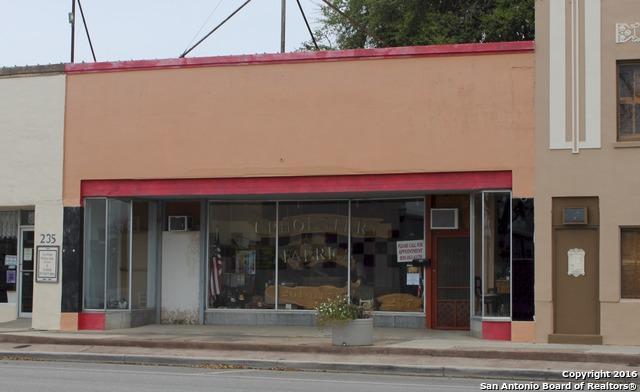 237 N Getty St, Uvalde, TX 78801 (MLS #1288480) :: Tami Price Properties Group