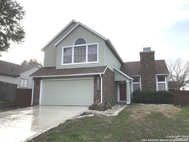 14711 Hillside Vw, San Antonio, TX 78233 (MLS #1288484) :: Berkshire Hathaway HomeServices Don Johnson, REALTORS®