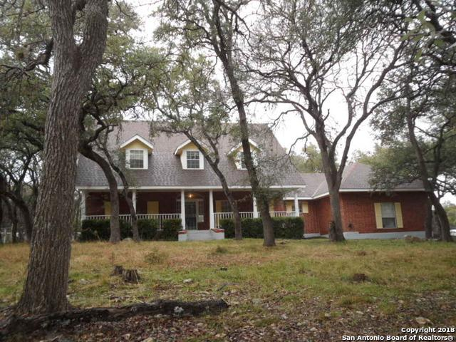 9070 Autumn Wood, Spring Branch, TX 78070 (MLS #1288489) :: Berkshire Hathaway HomeServices Don Johnson, REALTORS®