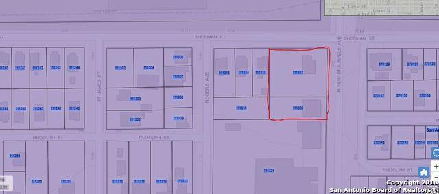 1138 Sherman, San Antonio, TX 78202 (MLS #1288492) :: Berkshire Hathaway HomeServices Don Johnson, REALTORS®
