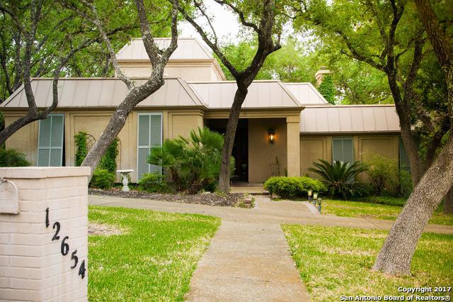 12654 Old Wick Circle, San Antonio, TX 78230 (MLS #1289275) :: The Castillo Group