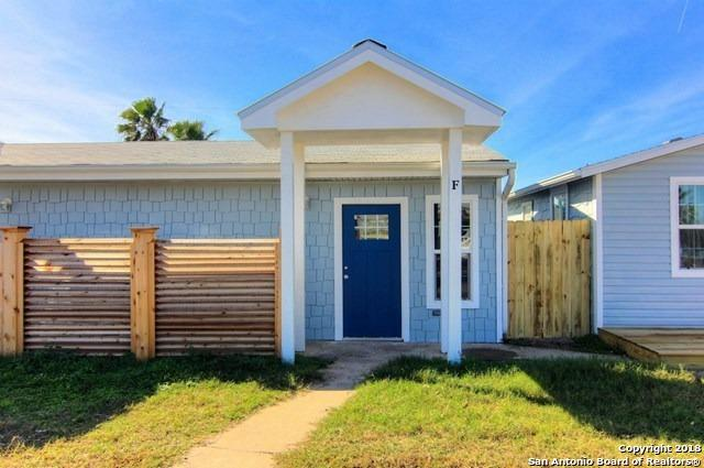 523 S Station St F, Port Aransas, TX 78373 (MLS #1289807) :: Ultimate Real Estate Services
