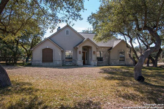 533 Stirrup Dr, Spring Branch, TX 78070 (MLS #1290013) :: Magnolia Realty