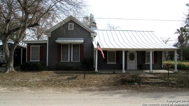 616 Lafayette St, Castroville, TX 78009 (MLS #1290452) :: Ultimate Real Estate Services