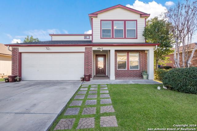 4947 Dahlia Terrace, San Antonio, TX 78218 (MLS #1290718) :: The Castillo Group