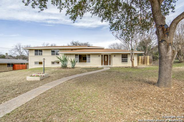 109 Atwater Dr, Castle Hills, TX 78213 (MLS #1291187) :: The Castillo Group