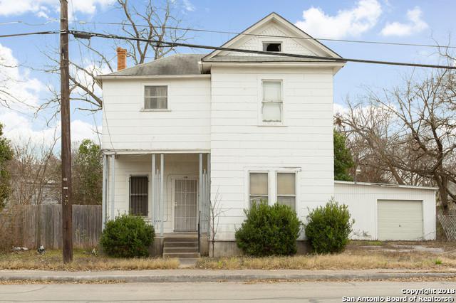 1014 Montana St, San Antonio, TX 78203 (MLS #1291801) :: Exquisite Properties, LLC