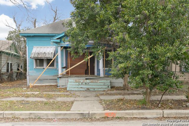 305 Spruce St, San Antonio, TX 78203 (MLS #1291805) :: BHGRE HomeCity