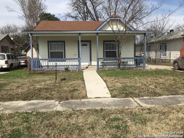 523 Bailey Ave, San Antonio, TX 78210 (MLS #1291945) :: Exquisite Properties, LLC