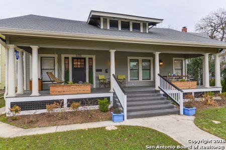 225 W Mistletoe Ave, San Antonio, TX 78212 (MLS #1292472) :: Exquisite Properties, LLC