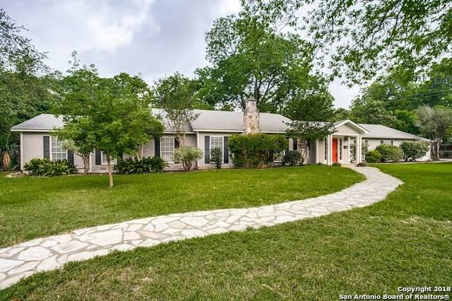721 Wiltshire Ave, Terrell Hills, TX 78209 (MLS #1292919) :: The Castillo Group