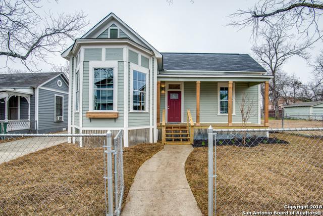 807 Montana St, San Antonio, TX 78203 (MLS #1293002) :: Exquisite Properties, LLC