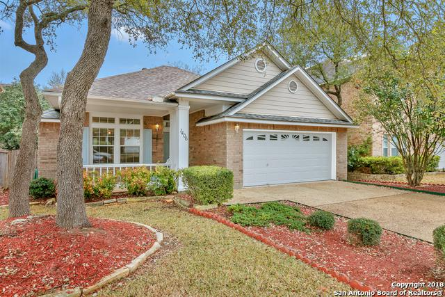 1406 Horizon Circle, San Antonio, TX 78258 (MLS #1293135) :: Alexis Weigand Real Estate Group