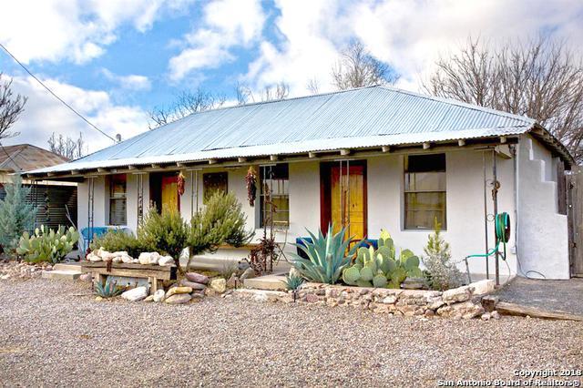 1106 W Sacramento, Marfa, TX 79843 (MLS #1293387) :: Exquisite Properties, LLC