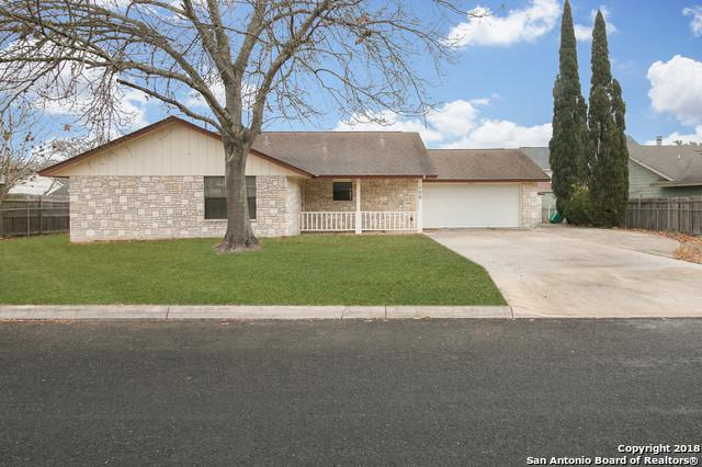 106 Lehmann St, Boerne, TX 78006 (MLS #1293418) :: Alexis Weigand Real Estate Group