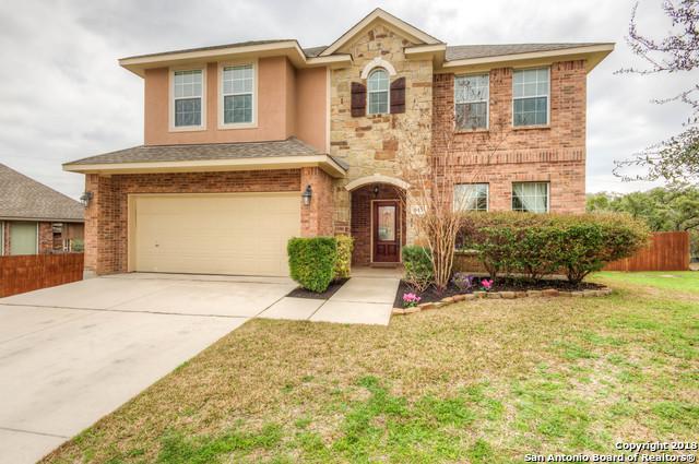 915 Bastione, San Antonio, TX 78253 (MLS #1293598) :: Exquisite Properties, LLC