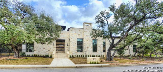 102 Regents Park, San Antonio, TX 78230 (MLS #1293791) :: Exquisite Properties, LLC