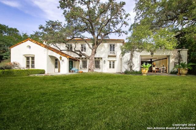 207 S Laurel Heights, San Antonio, TX 78212 (MLS #1293940) :: Exquisite Properties, LLC