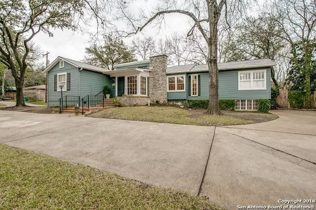 330 Alamo Heights Blvd, Alamo Heights, TX 78209 (MLS #1294198) :: Alexis Weigand Real Estate Group
