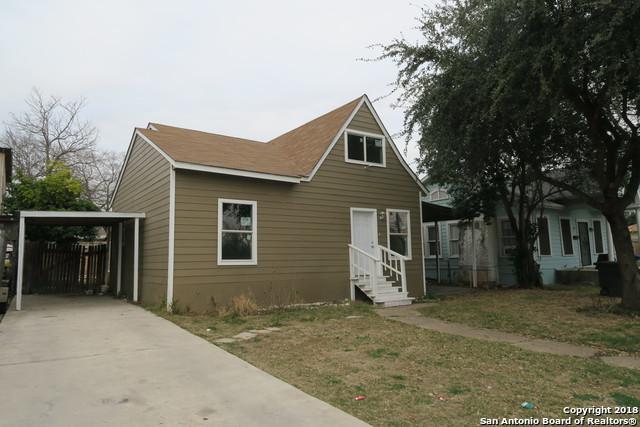 1043 E Highland Blvd, San Antonio, TX 78210 (MLS #1294270) :: Exquisite Properties, LLC