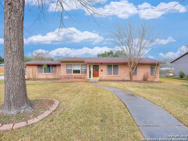 503 Woodcrest Dr, San Antonio, TX 78209 (MLS #1294404) :: The Castillo Group