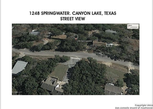 1248 Springwater, Canyon Lake, TX 78133 (MLS #1294568) :: Magnolia Realty