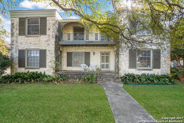 336 E Lullwood Ave, San Antonio, TX 78212 (MLS #1294773) :: Exquisite Properties, LLC