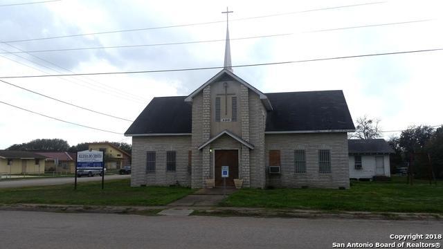 320 E St Mary St, Mathis, TX 78368 (MLS #1294985) :: Tom White Group