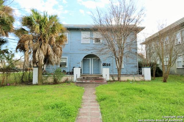 402 E Dewey Pl, San Antonio, TX 78212 (MLS #1295081) :: Exquisite Properties, LLC